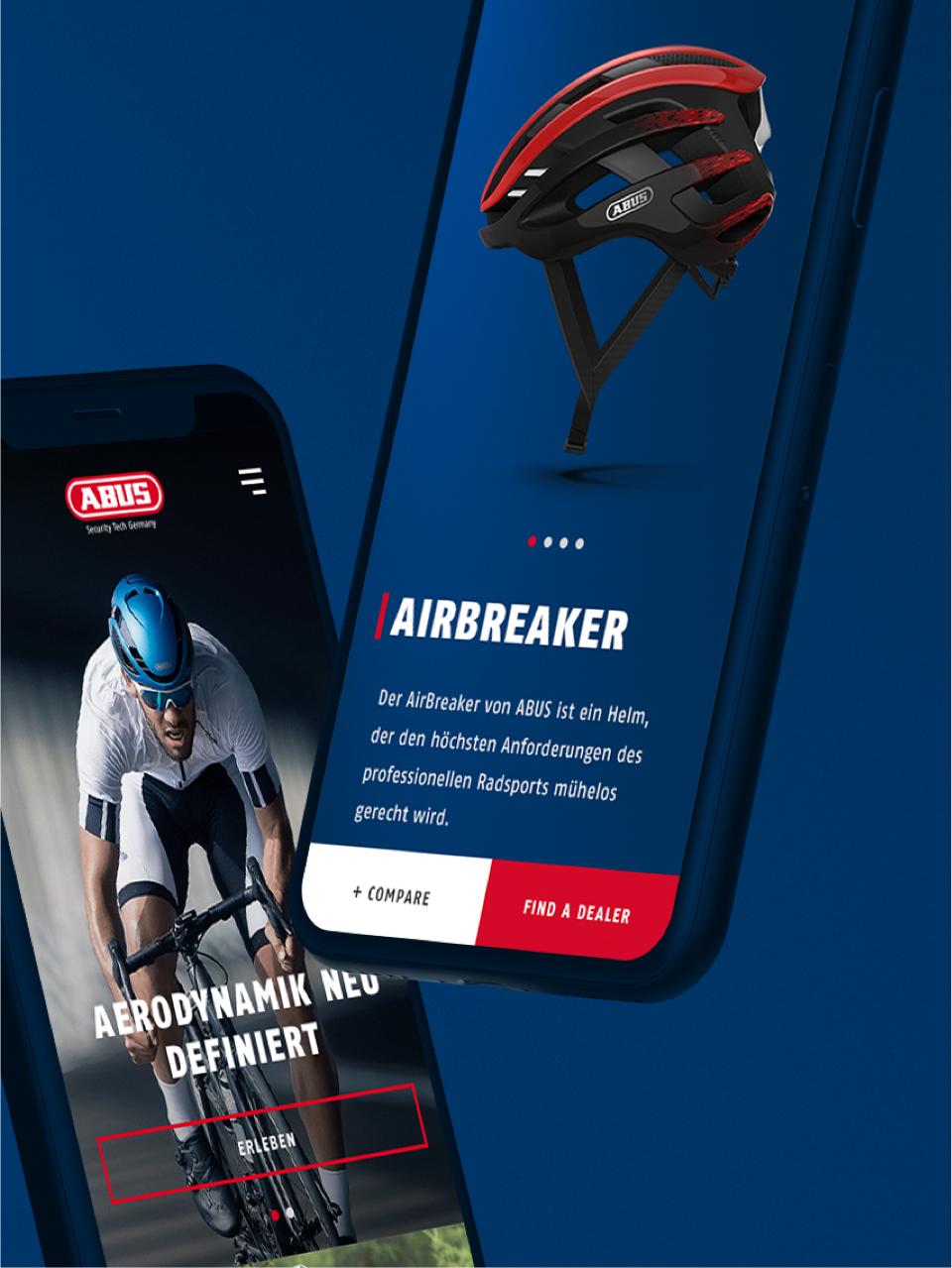 ABUS - Airbreaker