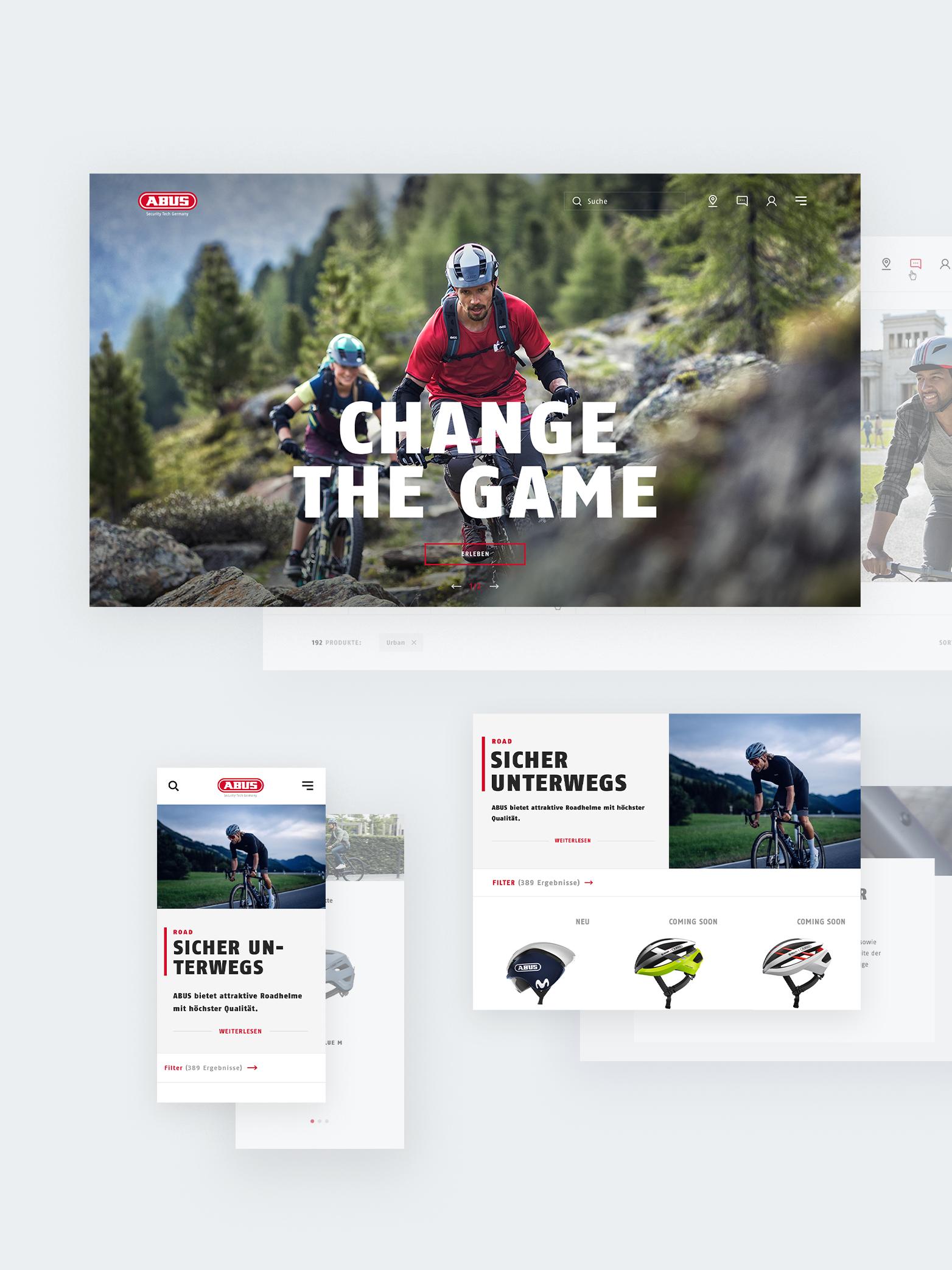 ABUS - Website
