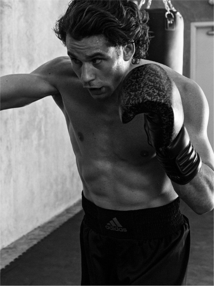 adidas Boxing - Communication