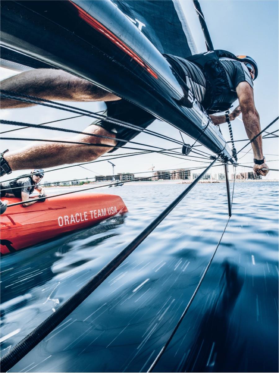 BMW Yachtsport - Digital Communication