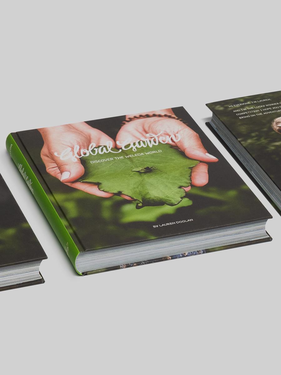 Weleda - Global Garden Book